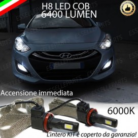 Kit Full LED H8 Fendinebbia HYUNDAI I30 II