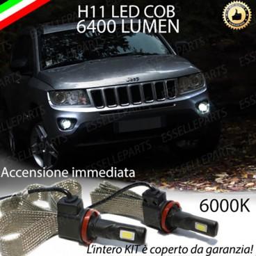 Kit Full LED H11 Fendinebbia JEEP COMPASS