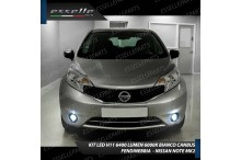 Kit Full LED H11 Fendinebbia NISSAN NOTE II