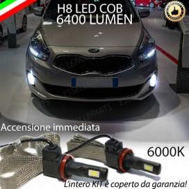 KitFull LED H8 6400 LUMEN FendinebbiaKIACARENS IV
