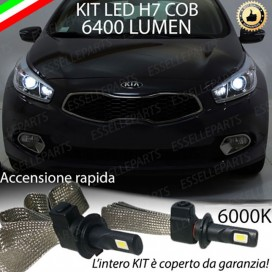 KIT FULL LED H7 Anabbaglianti CEED II