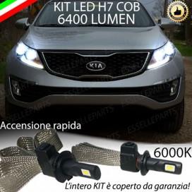 Kit Full LED H7 Abbaglianti SPORTAGE III