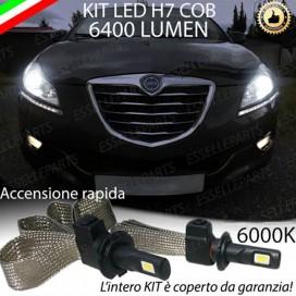 KitFull LED H7 6400 LUMEN AnabbagliantiLANCIADELTA III
