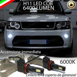 Kit Full LED H11 Fendinebbia