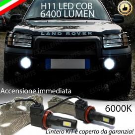 KitFull LEDFendinebbia H11 6400 LUMENLAND ROVERFREELANDER I
