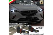 Kit Full LED H11 Anabbaglianti MAZDA CX-3