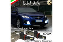 Kit Full LED H11 Fendinebbia MAZDA 6 II