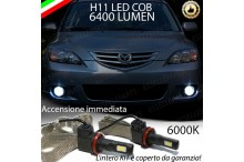 Kit Full LED H11 Fendinebbia MAZDA 3 II
