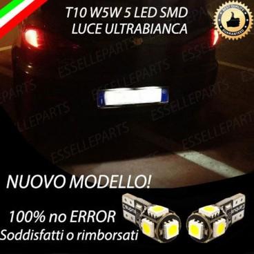 Luci targa 5 LED