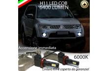 Kit Full LED H11 Fendinebbia MITSUBISHI PAJERO SPORT II