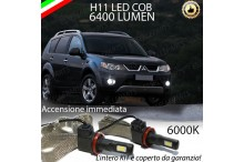 Kit Full LED H11 Fendinebbia MITSUBISHI OUTLANDER II