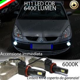KitFull LEDFendinebbia H11 6400 LUMENMITSUBISHI COLT VI