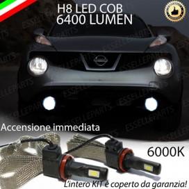 KitFull LED H8 6400 LUMEN FendinebbiaNISSANJUKE