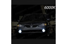 Kit Full LED H8 Fendinebbia NISSAN ALMERA II