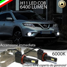 Kit Full LED H11 Fendinebbia NISSAN X TRAIL III