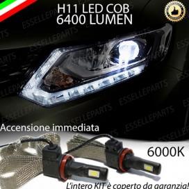 Kit Full LED H11 Anabbaglianti NISSAN X TRAIL III