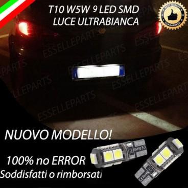Luci targa 9 LED
