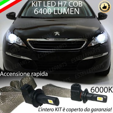 KIT FULL LED H7 Anabbaglianti 308 II