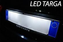 Luci Targa LED Prius III