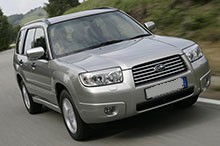 Forester II Restyling