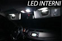 Kit LED interni Nissan Pixo