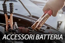 Accessori Batteria Land Cruiser (KDJ 200)