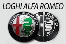 Loghi Alfa Romeo