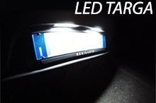 Luci Targa LED Giulietta