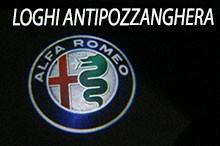 Loghi Antipozzanghera LED Giulietta