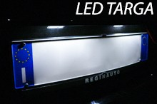 Luci Targa LED Terios II