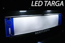 Luci Targa LED XK8