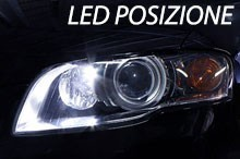 Luci Posizione LED Classe E (W212)